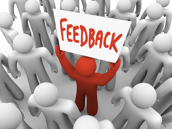 Customer Feedback Key to Business Improvement