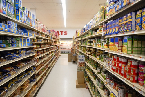 how to get your food product into grocery stores