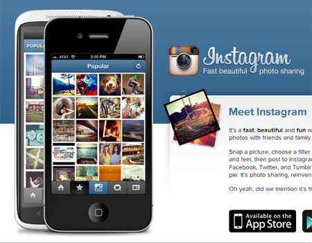 Instagram Beats Facebook for Social Marketing