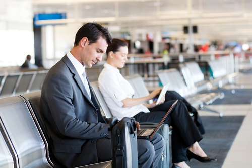 Air Travel Needs Tech Upgrade, Biz Travelers Say