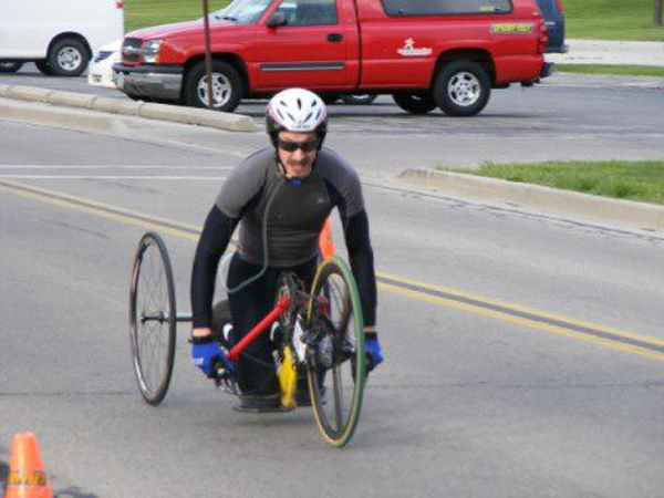 Business Owner Makes Success Easy As Riding a Bike