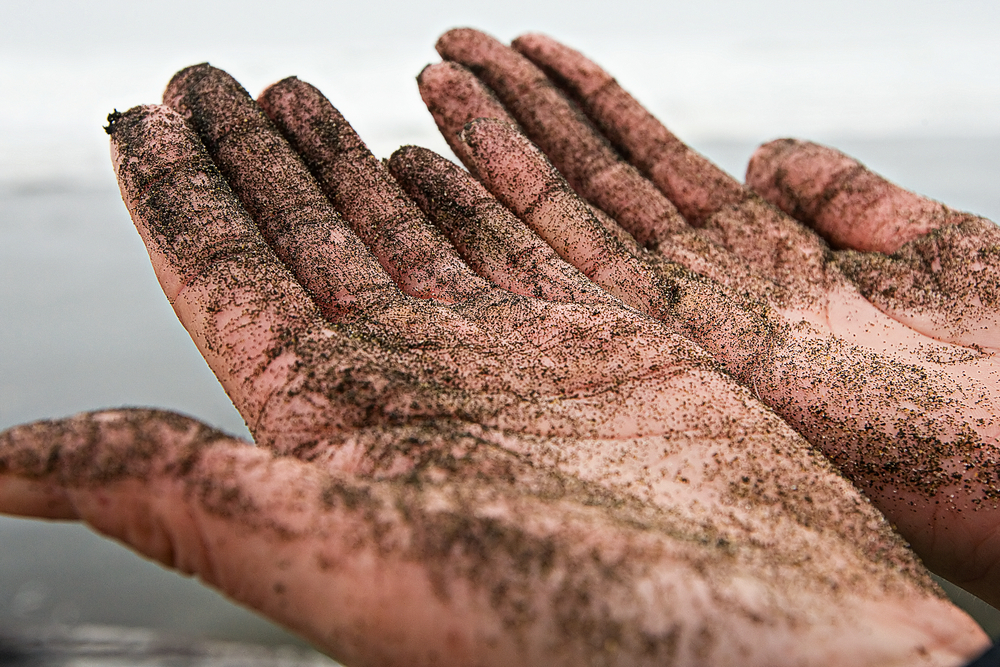 Willingness to get your hands dirty