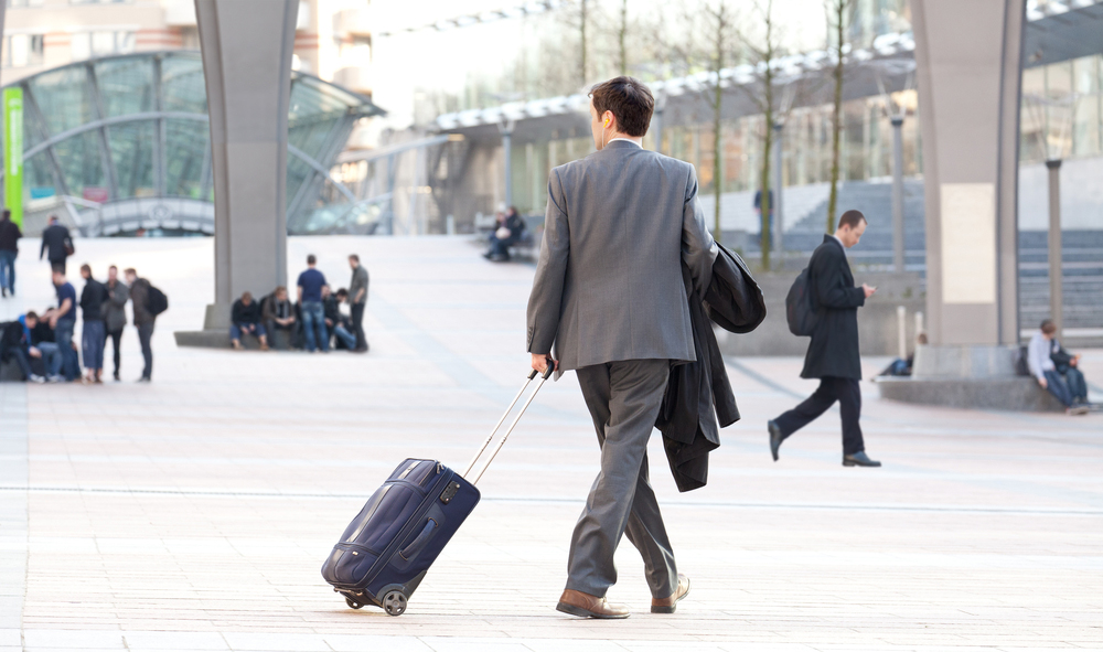 What Workers Say They Do On Business Trips