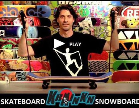 A Safer Skateboard? This Inventor's Got It Handled