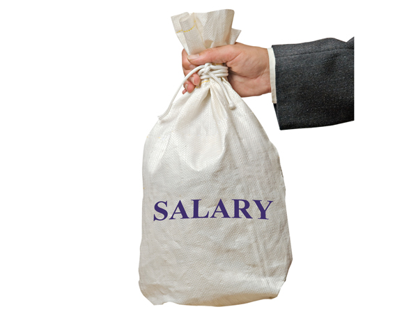 Salary differences remain
