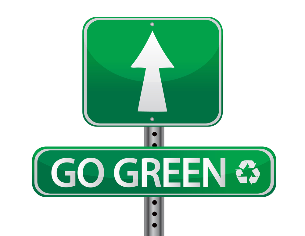 Want to Improve Productivity? Go Green