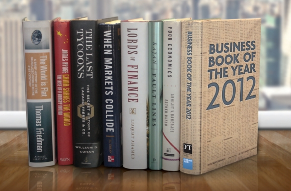 Steve Jobs' Biography Is Best Business Book Finalist
