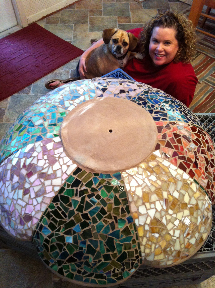 Do What You Love: The Mosaic Artist