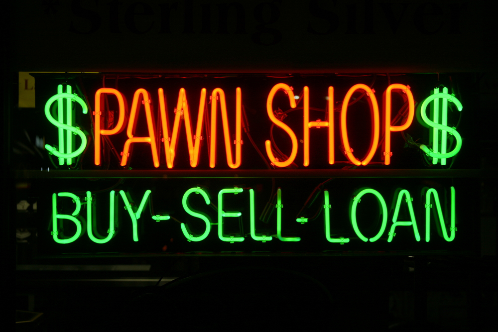 How pawnshop loans work