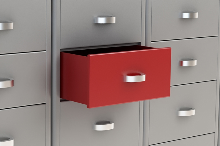 8 things to consider when taking your office paperless - Armoire range document ...