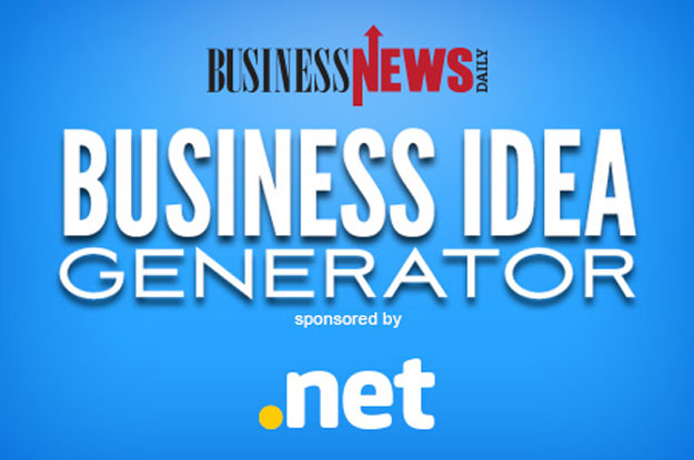 Find your business idea