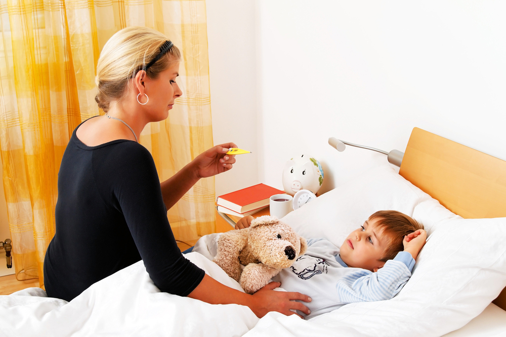Parents Fear Sick Kids Will Cost Them Their Jobs
