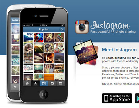 Instagram Growing Among Top Brands