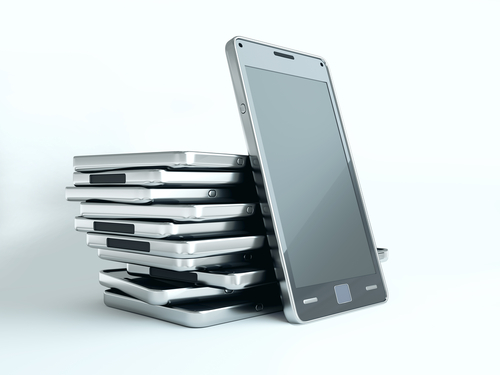 Businesses Smarten Up … With Smartphones and Tablets