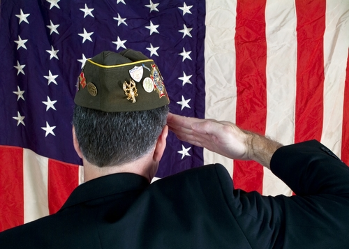 Veterans' Efforts Saluted at Small Business Administration