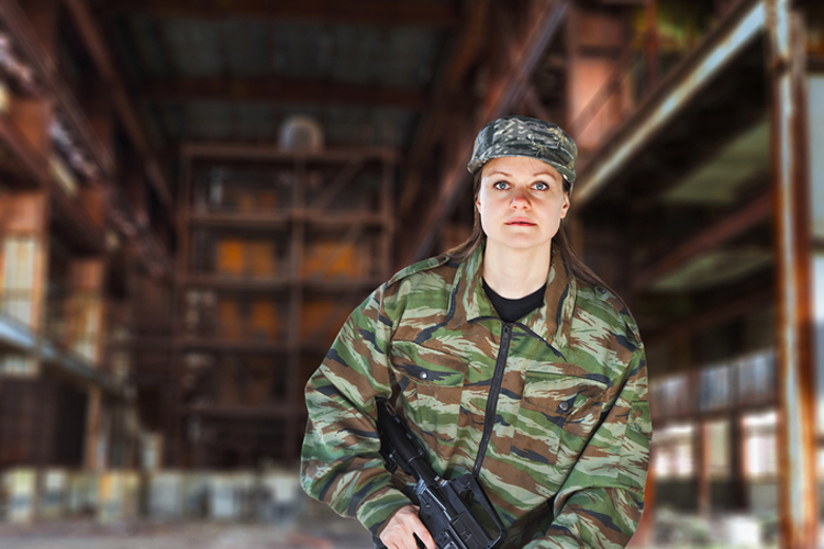 Women Veterans March Into Business Ownership