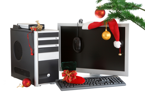 Consumer Electronics High on Santa's Shopping List
