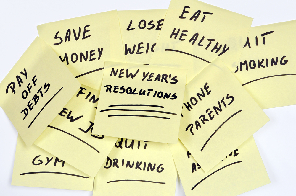 Making a New Year's Resolution? Here's How to Keep It