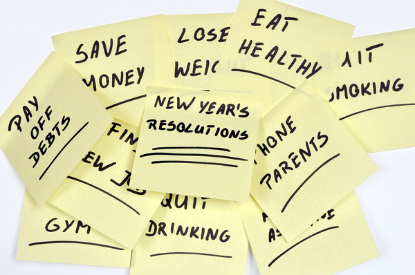 13 New Year's Resolutions Everyone Should Make
