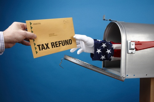 Image result for tax refund