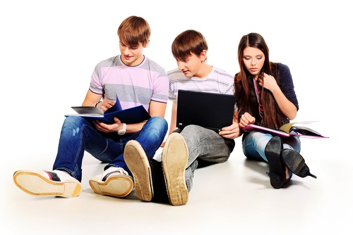 influence of electronics on teenagers