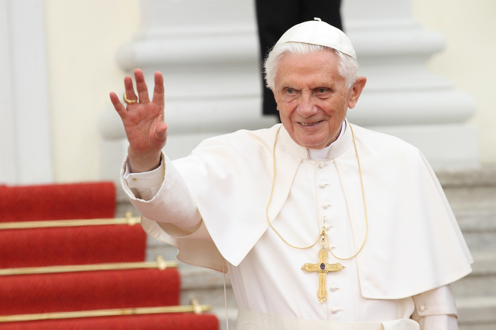 The Pope Retired ... Should You?