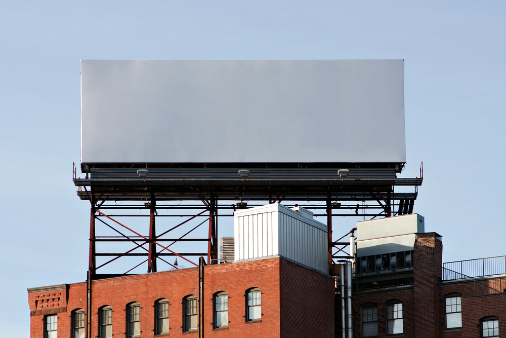 Becoming a billboard