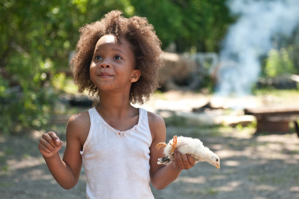 "Quvenzhané Wallis — Actress in a Leading Role (""Beasts of the Southern Wild"")"