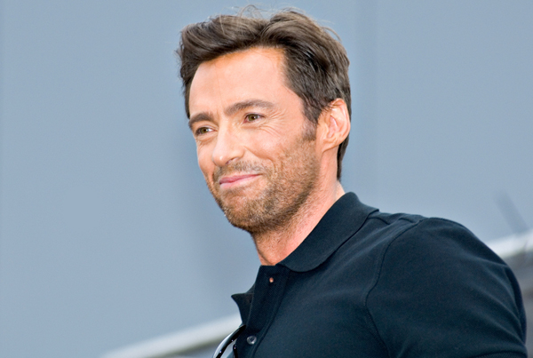 "Hugh Jackman — Actor in a Leading Role (""Les Misérables"")"
