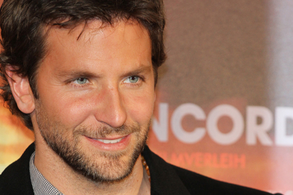 "Bradley Cooper— Actor in a Leading Role (""Silver Linings Playbook"")"