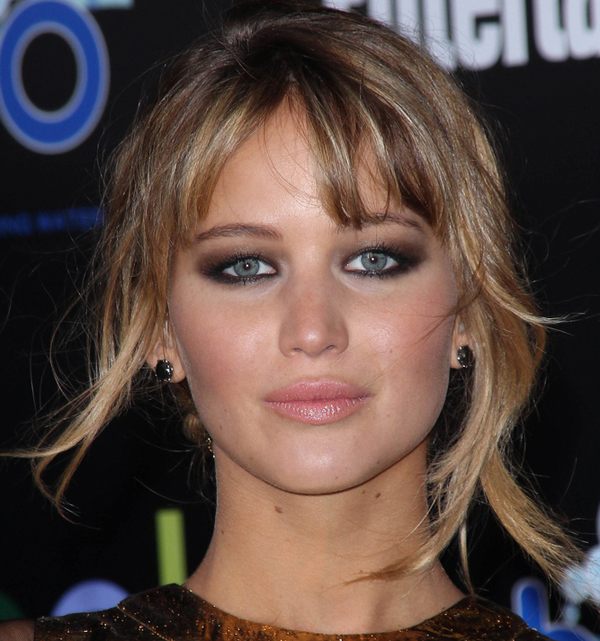 "Jennifer Lawrence — Actress in a Leading Role (""Silver Linings Playbook"")"