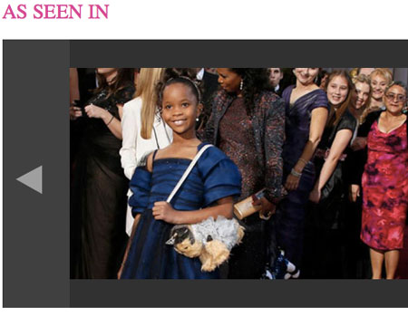 Designer Dishes on Quvenzhané Wallis' Oscar Dog Purse