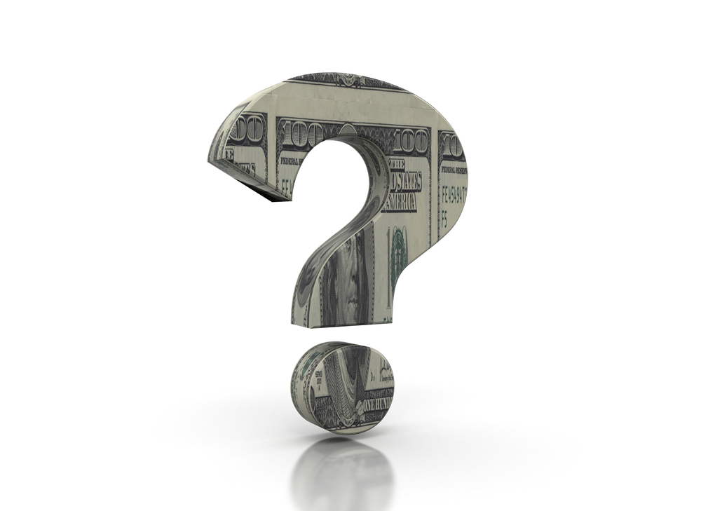 money and question Every dollar, every day, we are faced with a dilemma: should i spend my money  or save it in a time where nearly anything can be bought for.