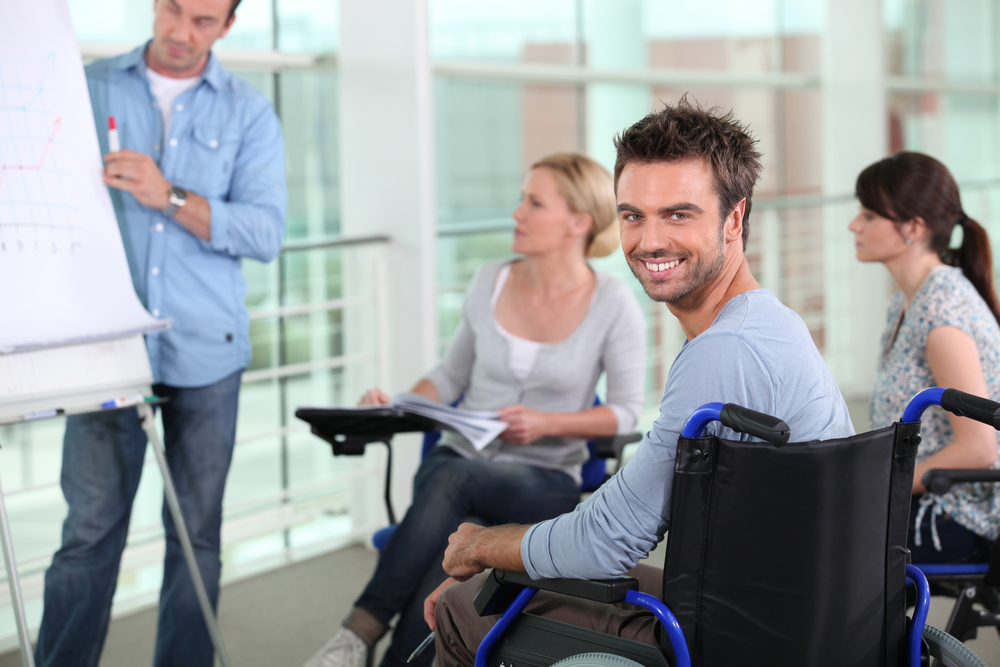Disabled Workers Less Likely to Find Work