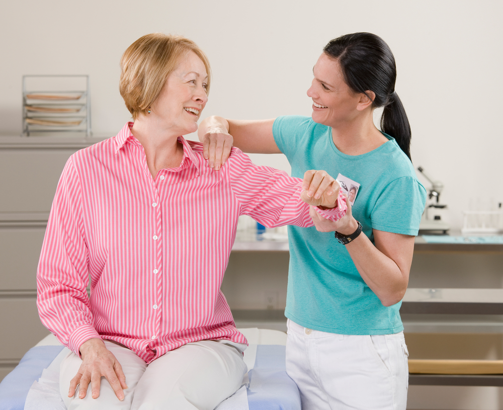 Physical therapy clinic – Annandale, Va.