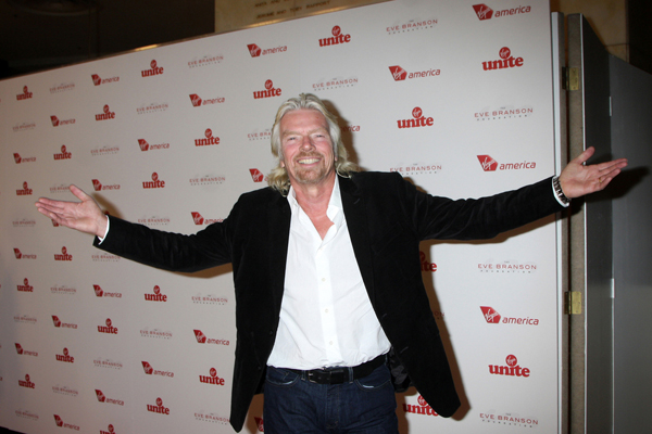 Richard Branson buys Pluto