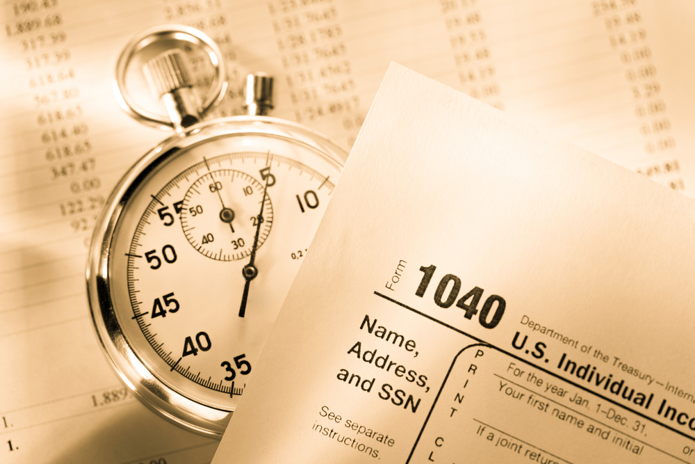Tax-Time Crunch: What to Do If You Can't Pay