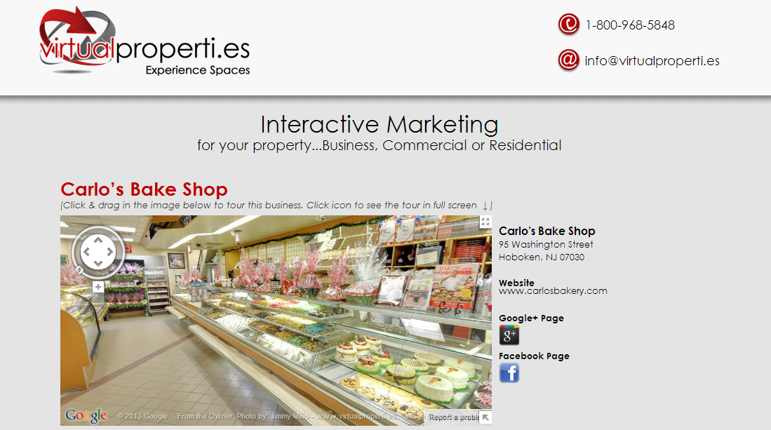 Photo Service Enhances Google Business Listings