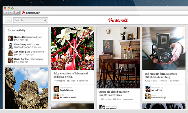 The Four Words That Drive Business on Pinterest