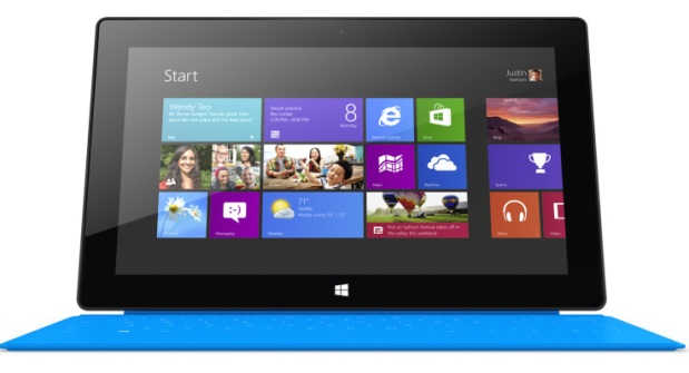 Windows 8 Finds Its Niche ... Tablets