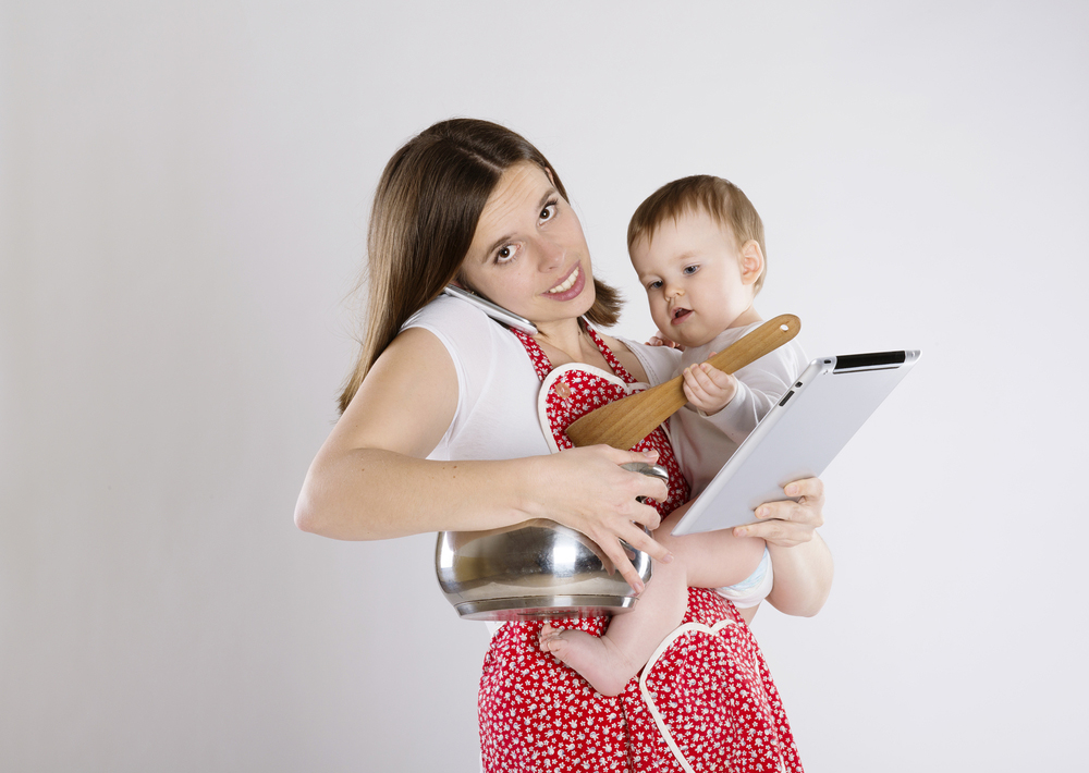 How Mompreneurs Juggle Life And Work