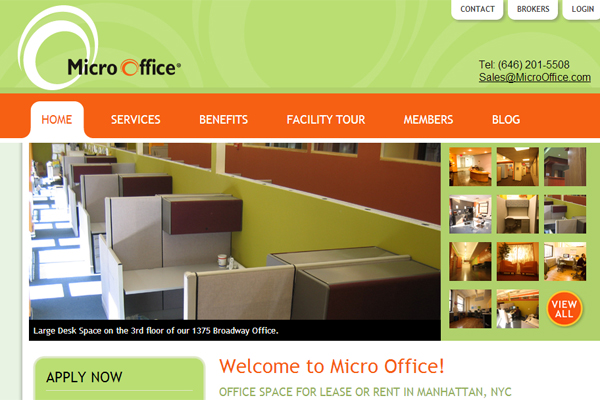 Office space — Micro Office