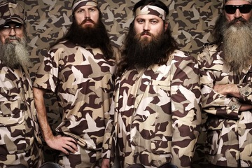 Duck Dynasty' Sneakers Get Limited Crowdfunded Run