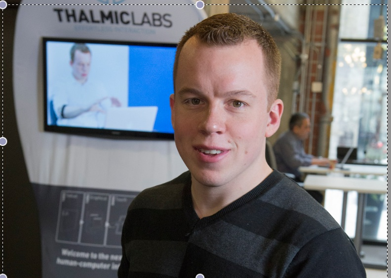 Thalmic Labs' MYO Wristband Aimed at Disrupting Wearable Tech