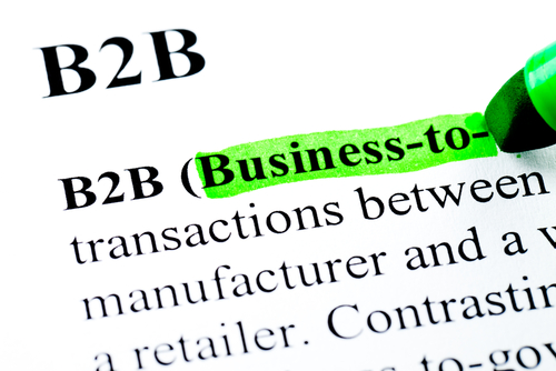 What is B2B?