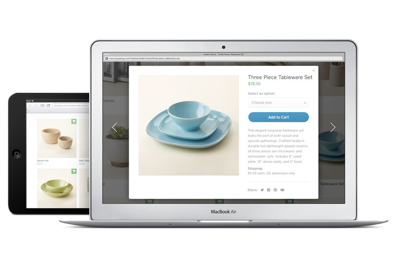 Square Market Offers Local e-Commerce Platform