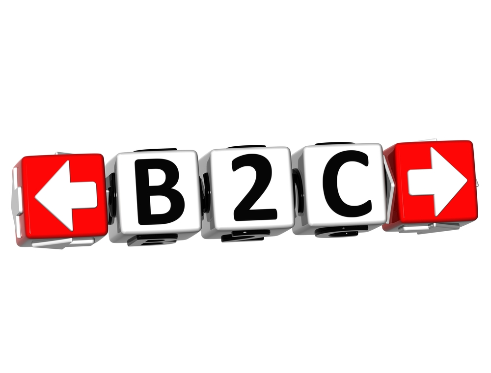 What is B2C?