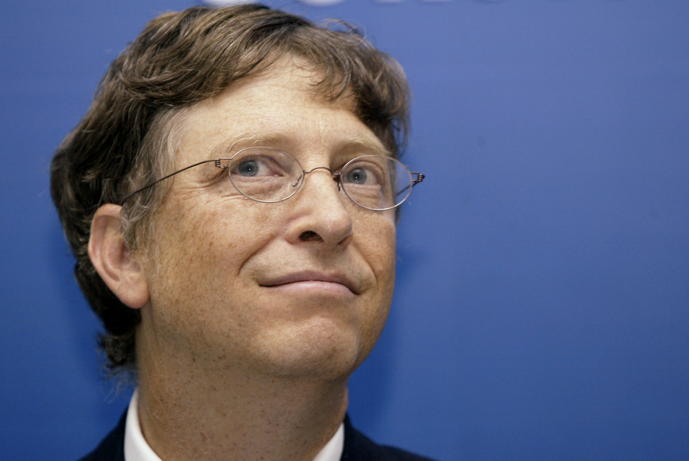 America's Richest People Have Small Business Roots