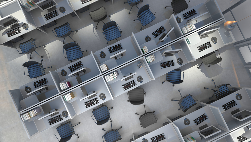 Open Offices Not Popular With Workers