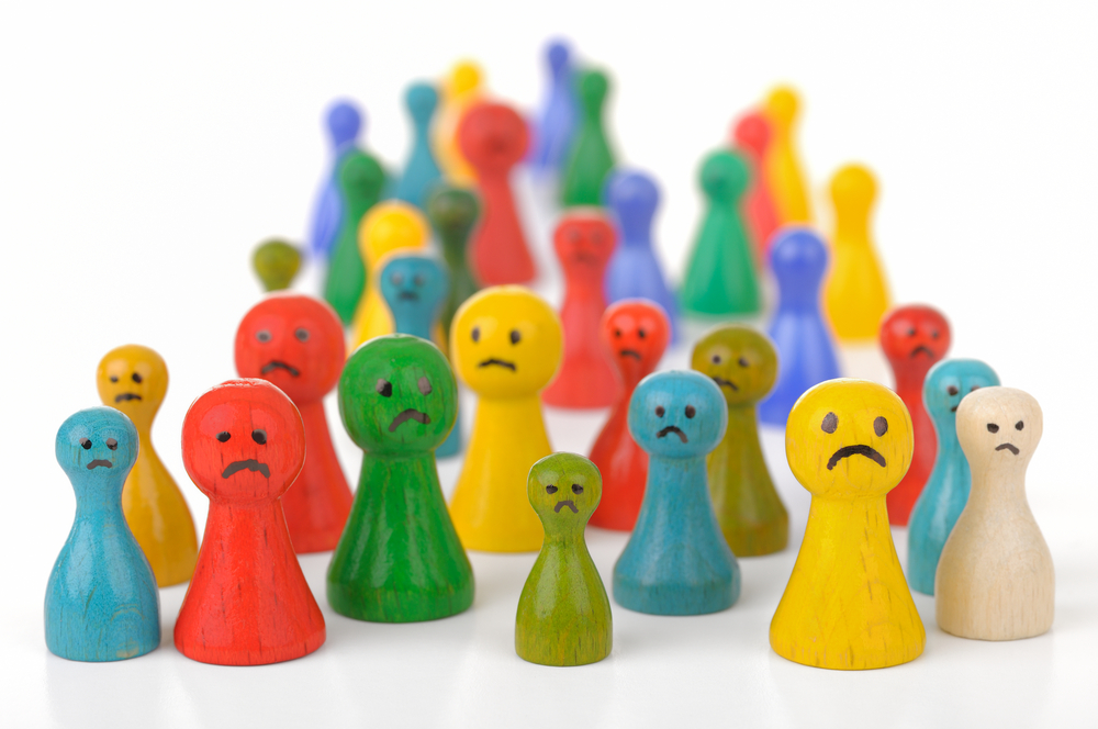 Smile! How Negativity Affects Office Morale